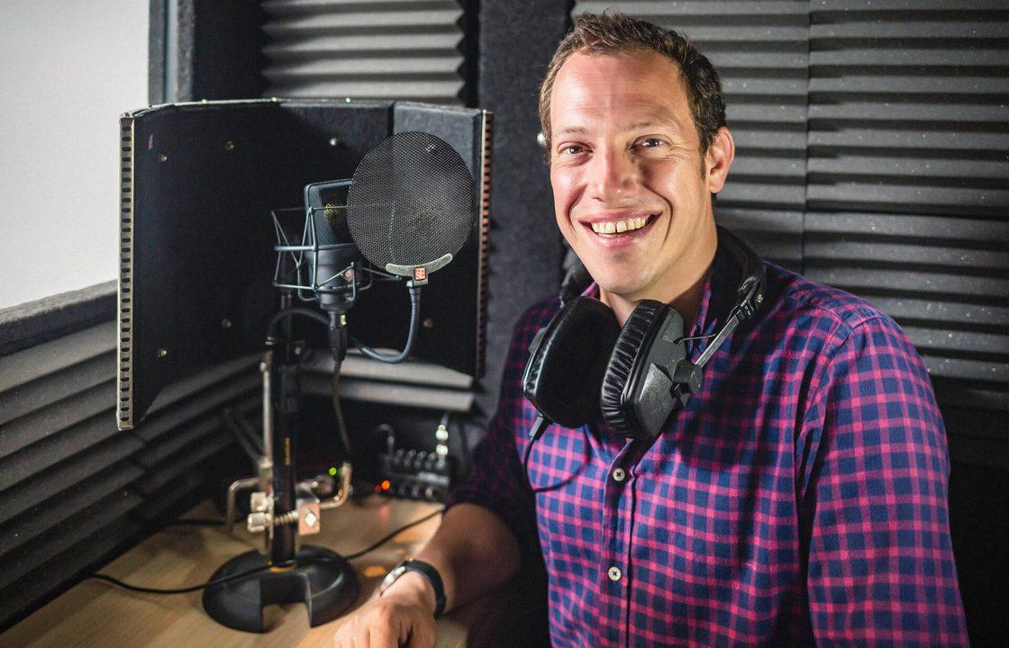 Michael Traboulsi British Voice Over Artist