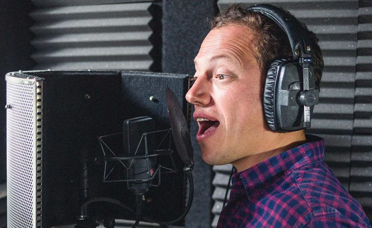 voice over narration michael traboulsi